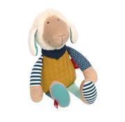 sigikid Stuffed Animal Sheep Patchwork Sweety