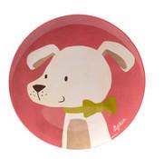 sigikid Melamine plate dog Little Forest Friends