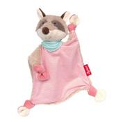 sigikid Comforter racoon pink