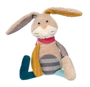 sigikid Stuffed Animal Patchwork Sweety Rabbit