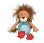 sigikid Stuffed Animal Patchwork Sweety Lion
