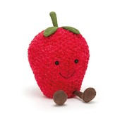 Jellycat Knuffel Fruit Amuseable Aardbei