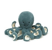 Jellycat Knuffel Storm Octopus Little
