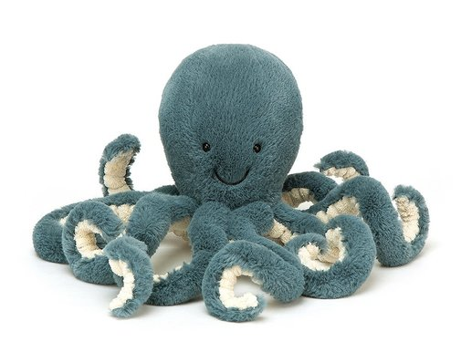 Jellycat Knuffel Storm Octopus Little