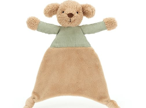 Jellycat Jumble Puppy Soother