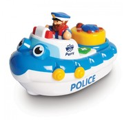 Wow Toys Politieboot Perry Police Boat
