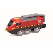Hape Crank Powered Train