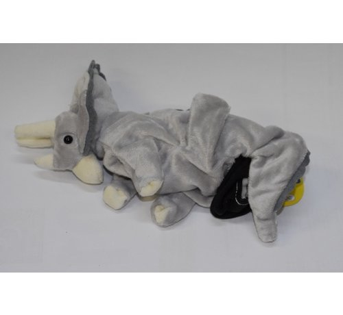 Beleduc Handpuppet Triceratops