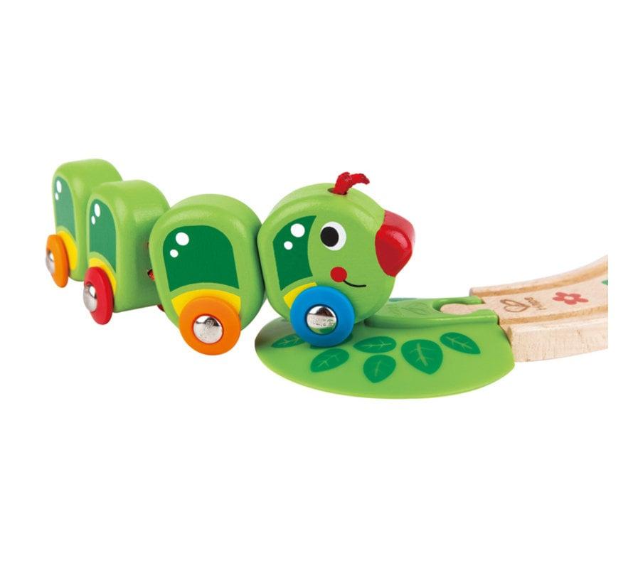 Trein Rups Caterpillar Train Set