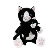 Beleduc Handpuppet Cat Cara & Mimi