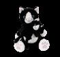 Handpop Kat met Baby Cara & Mimi