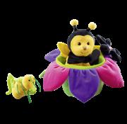 Beleduc Handpuppet Bina Bee and Friends