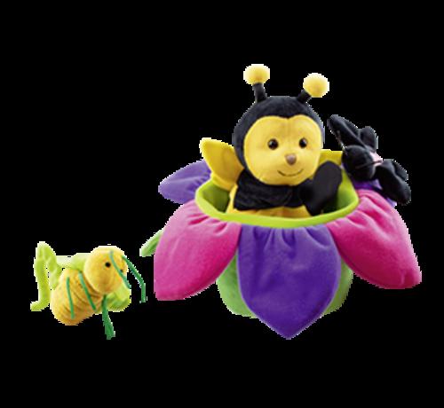 Beleduc Handpop Bij Bina Bee and Friends
