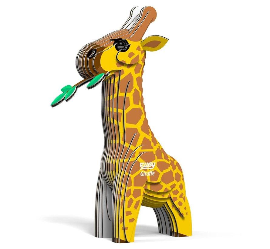 3D Bouwpakket Giraf