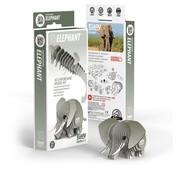 Eugy 3D Bouwpakket Olifant