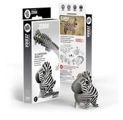 Eugy 3D Bouwpakket Zebra