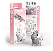 Eugy 3D Bouwpakket Eenhoorn
