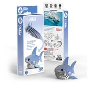 Eugy 3D Cardboard Model Kit Shark