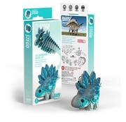 Eugy 3D Cardboard Model Kit Stego