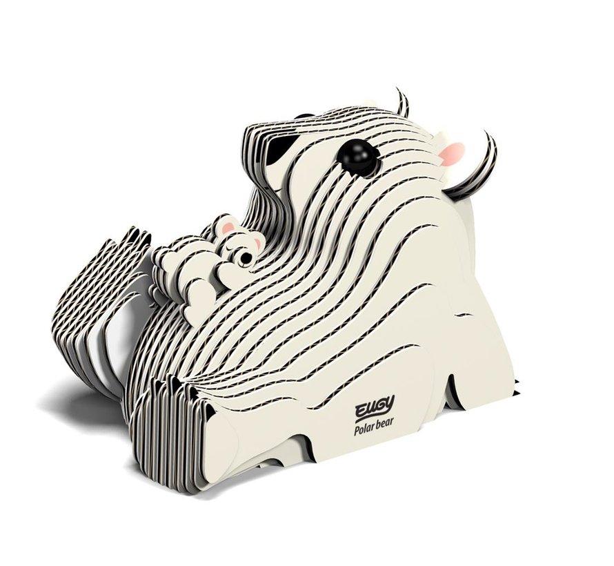 3D Bouwpakket IJsbeer