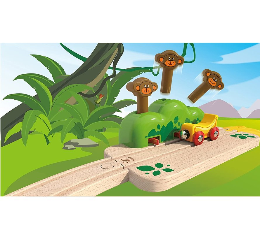 Spoordeel Monkey Pop-Up Track