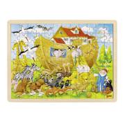 GOKI Puzzel Ark van Noach 96 pcs