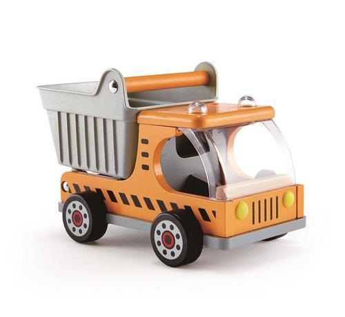 Hape Kiepwagen Dumper Truck