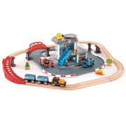 Hape Train Emergency Services HQ