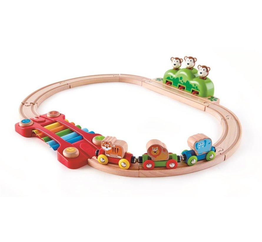 Music and Monkeys Railway