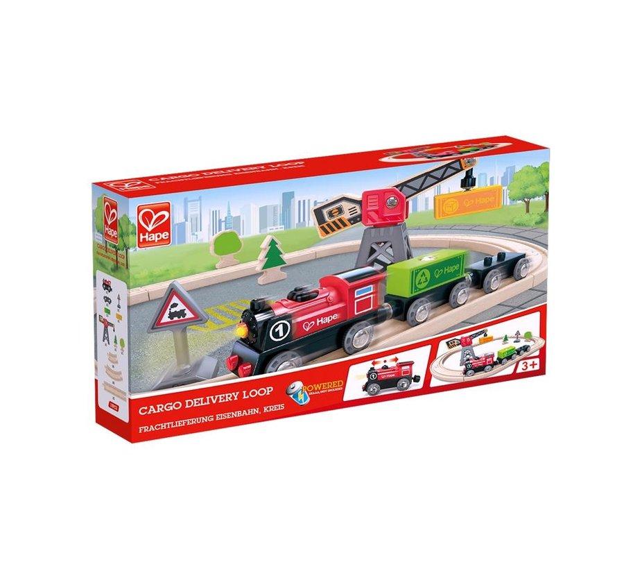 Treinset Cargo Delivery