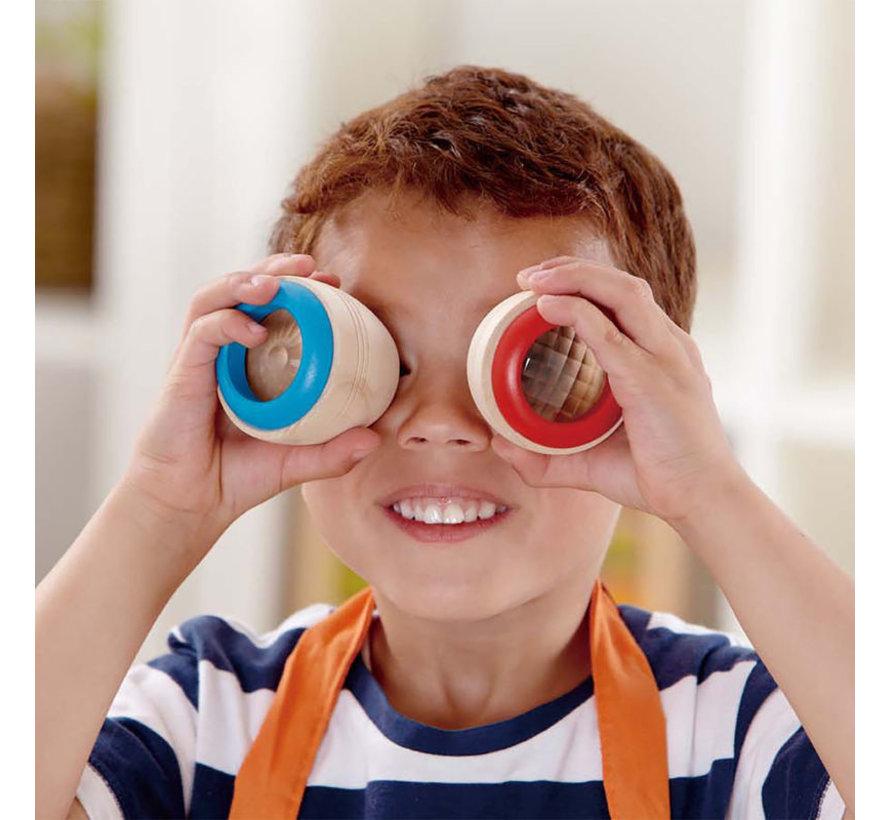Kaleidoscoop Eye Spy