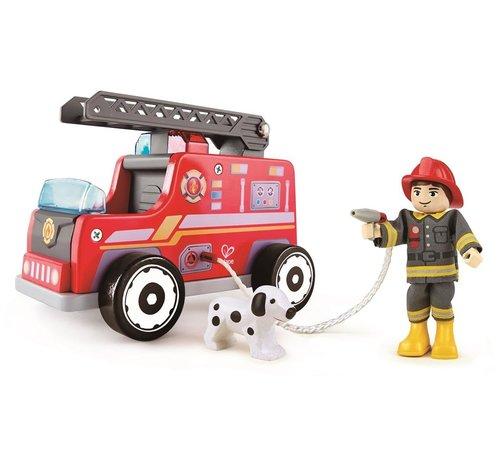Hape Brandweerwagen