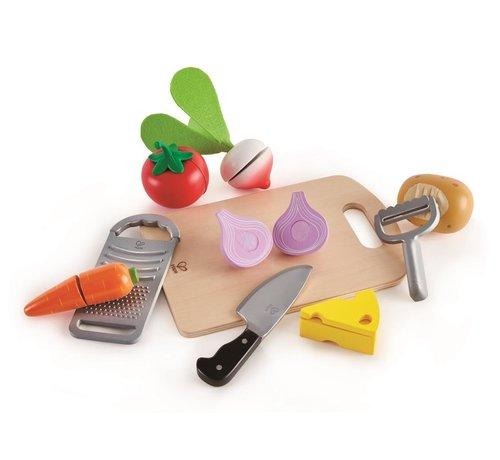 Hape Kinderkookset Cooking Essentials