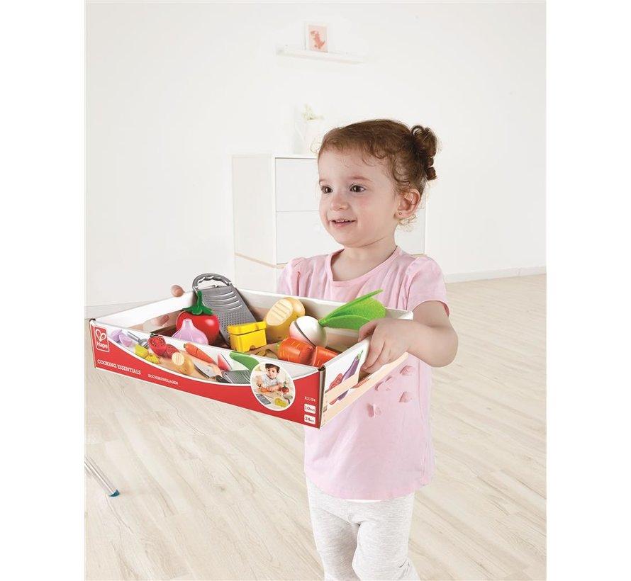 Kinderkookset Cooking Essentials