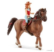 Schleich Paard Horse Club Hannah en Cayenne 42514