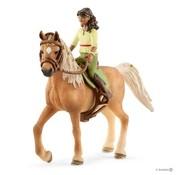 Schleich Paard Horse Club Sarah en Mystery 42517