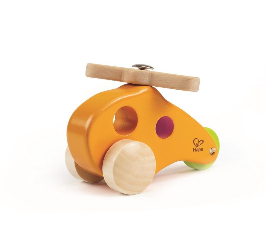 Helikopter Hout