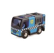 Hape Politie Auto met Sirene