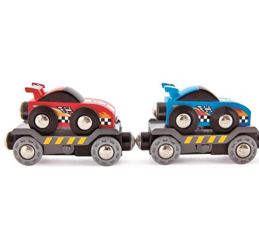 Race Car Transporter