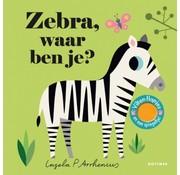 Gottmer Zebra waar ben je?