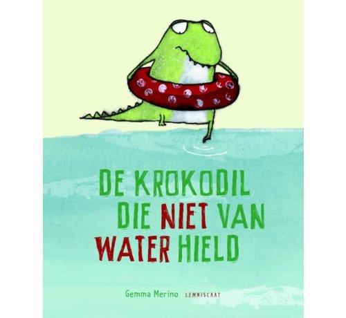 Lemniscaat De krokodil die niet van water hield