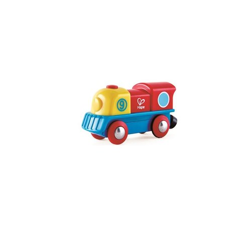Hape Locomotief Brave Little Engine