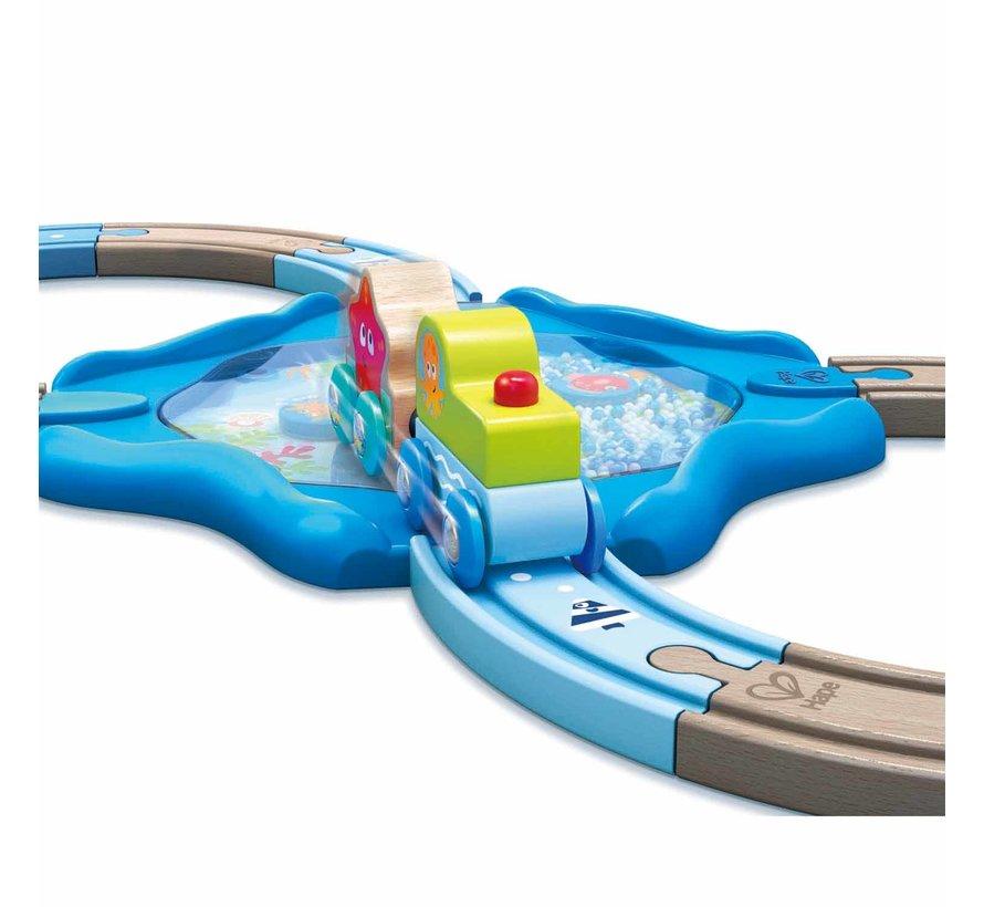 Spoorbaanset Onderwaterwereld