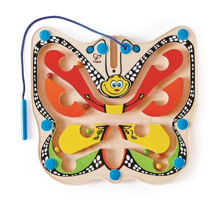 Labyrint Color Flutter Butterfly™