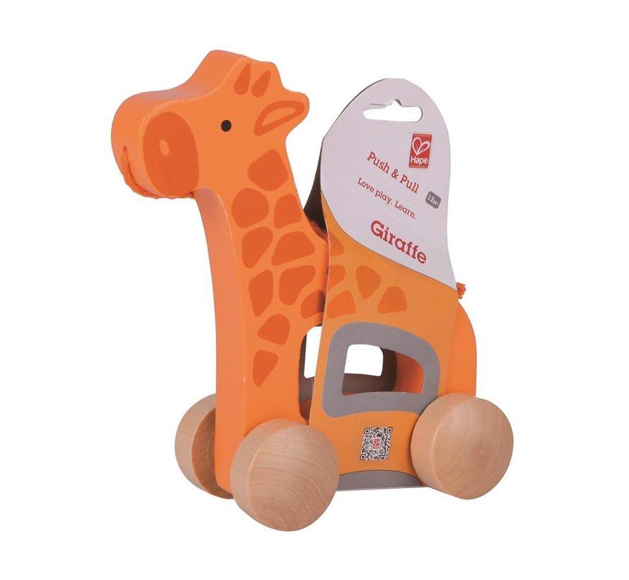 Push & Pull Giraffe