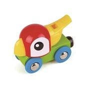 Hape Locomotief Fluitende Papegaai