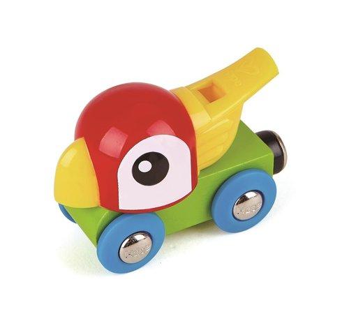 Hape Whistling Parrot Engine