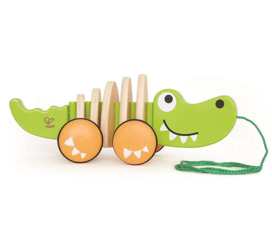 Trekfiguur Croc de Krokodil