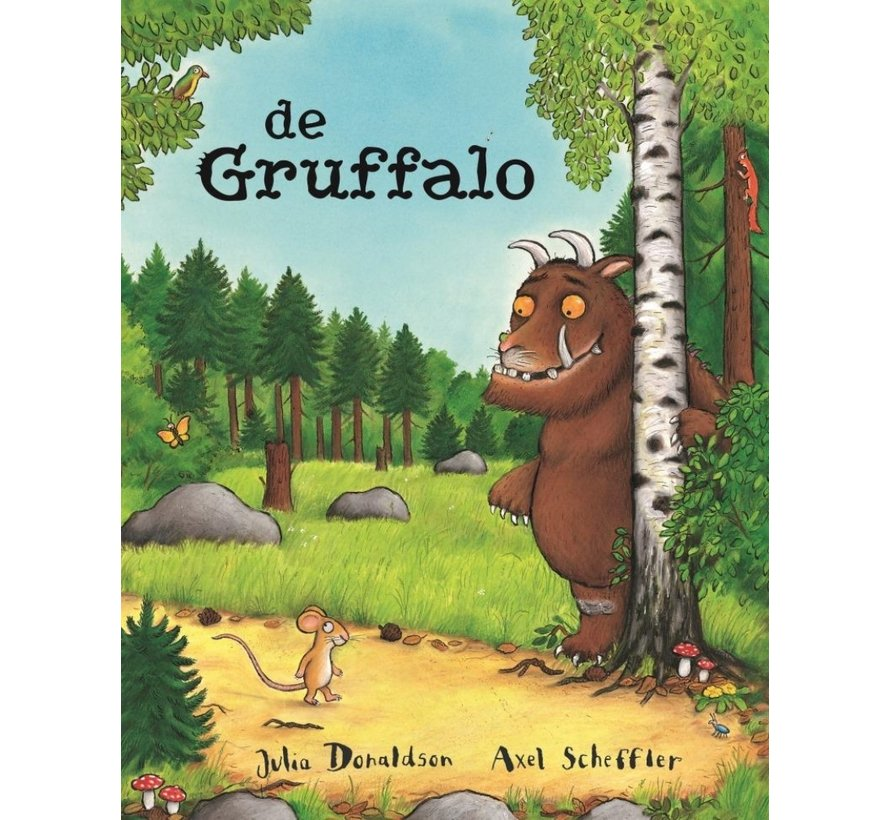 De Gruffalo (grote editie)