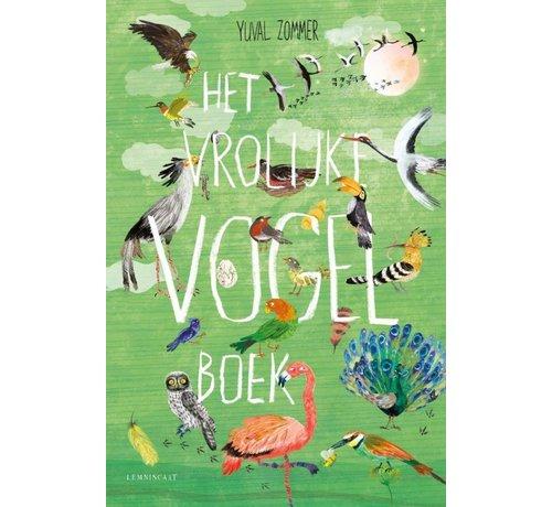 Lemniscaat Het Vrolijke Vogel Boek